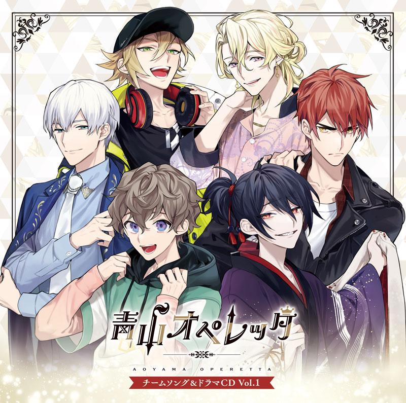 チームソング&ドラマ Vol.1